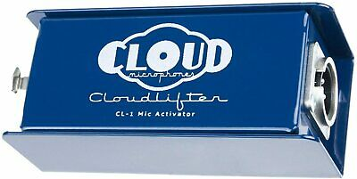 $144.53 • Buy Cloud Microphones Cloudlifter CL-1 1-Channel Mic Activator Pre-Amp