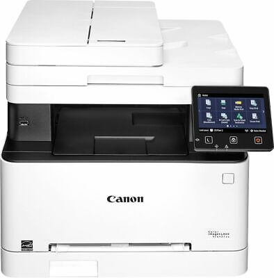 View Details Canon - ImageCLASS MF642Cdw Wireless Color All-In-One Laser Printer - White • 269.99$