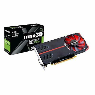 $ CDN399.71 • Buy Inno3D GeForce GTX 1050Ti 1-slot Ed. 4GB GDDR5 Graphics Card DP DVI HDMI  N105T2