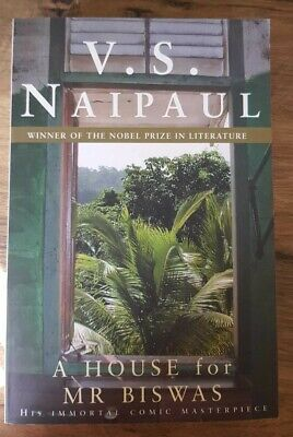 £4 • Buy A House For Mr Biswas By V. S. Naipaul (Paperback) - Picador