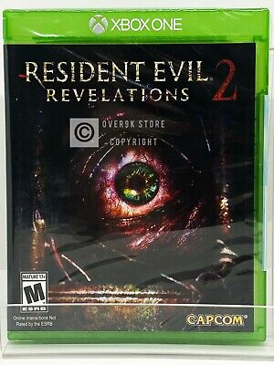 $18.99 • Buy Resident Evil Revelations 2 - Xbox One - Brand New | Factory Sealed