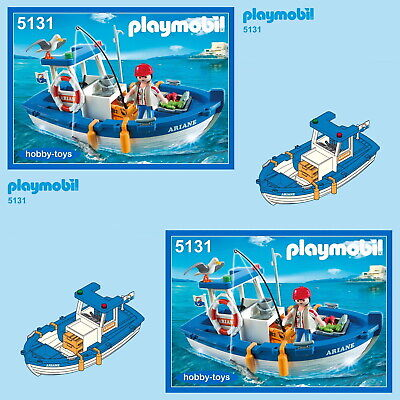 £0.99 • Buy * Playmobil * SMALL FISHING BOAT 5131 * Spares * SPARE PARTS SERVICE *
