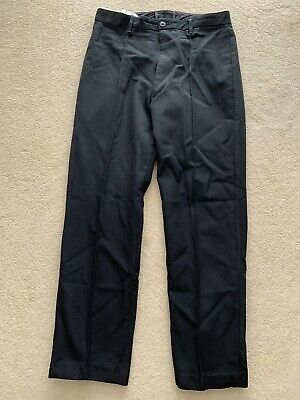 Royal Navy Physical Training Instructor Black Gym Trousers *size 85/88/104 • 4£