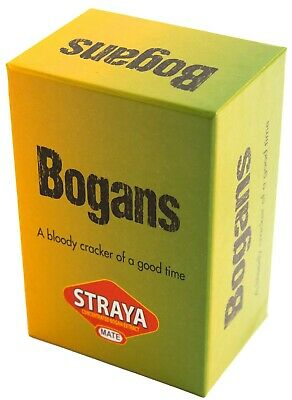 AU39.90 • Buy *NEW* Bogans *TOP SELLER* Funnier Than Cards Against Humanity!