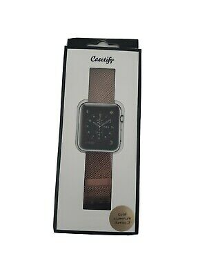 $ CDN25 • Buy Casetify Apple Watch Band 42mm Rose Gold Series 3