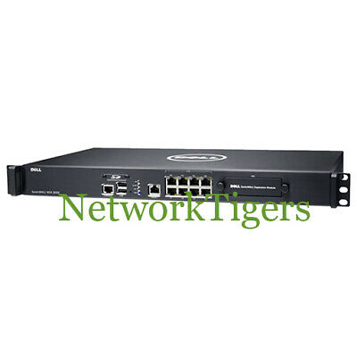 $299.99 • Buy SonicWALL NSA 2600 01-SSC-3860 Network Security Appliance Firewall