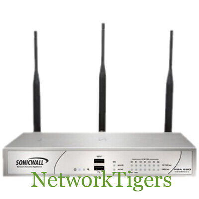 $239.95 • Buy SonicWALL NSA 220 Wireless-N 01-SSC-9752 Network Security Firewall TRANSFERRABLE