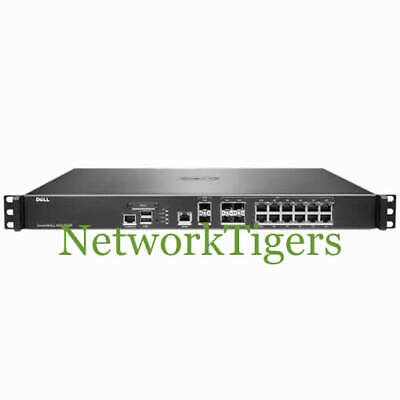 $649.99 • Buy SonicWall NSA 5600 01-SSC-3831 HA Unit Network Security Appliance