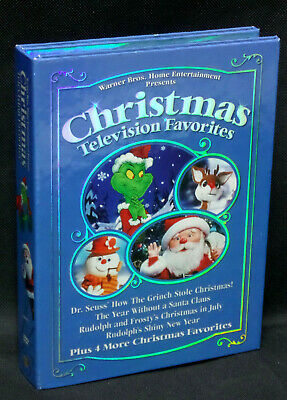 $13.45 • Buy Rankin/Bass Christmas TV Favorites (DVD, BOX SET) Rudolph, Frosty, Santa Claus,