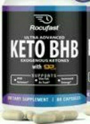 $9.26 • Buy Premium Keto Diet Pills Utilize Fat For Energy With Ketosis Boost Energy.  B11