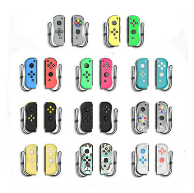 AU79 • Buy Nintendo Switch Compatible Joy Con Controllers Brand New Joycons Black Gold Red