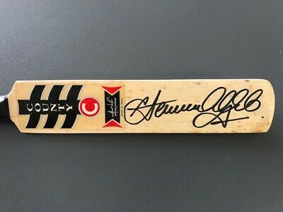 AU49.95 • Buy Herschelle Gibbs- Signed Mini County Cricket Bat - South African Cricket Player