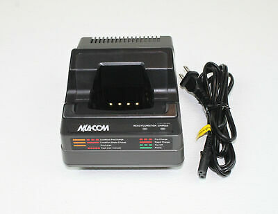 $15 • Buy M/A-COM HARRIS Tri-Chemistry Rapid Charger CH-104560 For P7100/P7200 Radios
