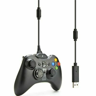 AU24.99 • Buy USB Charger Play And Charge Cable Cord For Xbox 360 Wireless Controller