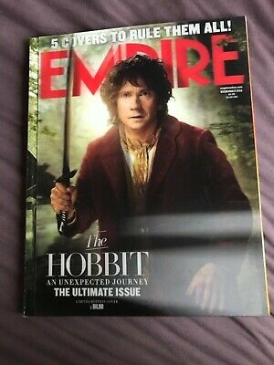 Empire Magazine Issue 282 December 2012 The Hobbit An Unexpexted Journey • 4.49£