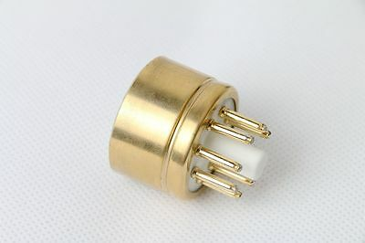 AU12.08 • Buy 1pc Top Gold Plated 6fd7  To 6em7 Tube Converter Adapter