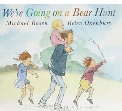 £3.58 • Buy We're Going On A Bear Hunt By Michael Rosen NEW (Paperback) Childrens Book