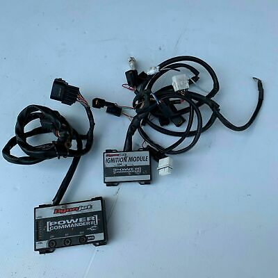 $426.50 • Buy Suzuki GSXR600 GSXR 600 2001 K1 Dyno Jet Power Commander Dynojet Ignition Module