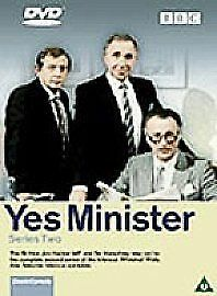 Yes Minister - Series 2 (DVD, 2002) • 3£