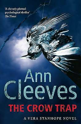 £10.77 • Buy The Crow Trap (Vera Stanhope) By Cleeves, Ann Paperback Book