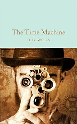 The Time Machine (Macmillan Collector's Library) New Hardcover Book • 9.59£