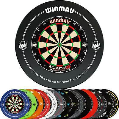 AU242.95 • Buy Winmau | Blade 5 Dartboard & Surround Package | 12 Different Surrounds Available