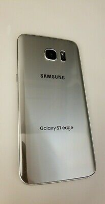 $ CDN267.32 • Buy Samsung Galaxy S7 Edge SM-G935V - 32GB - Silver Titanium (Verizon) Unlocked