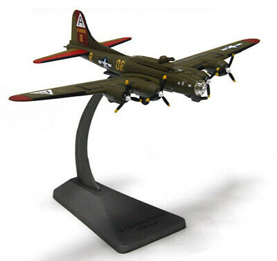 TEERBO WWII B-17 Bomber 1/200 Diecast Plane Model Aircraft • 56.46£