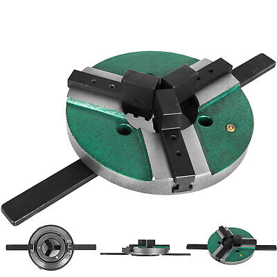 AU119.25 • Buy 8  3 Jaw Table Self-centering Chuck WP-200 200mm Reversible Welding