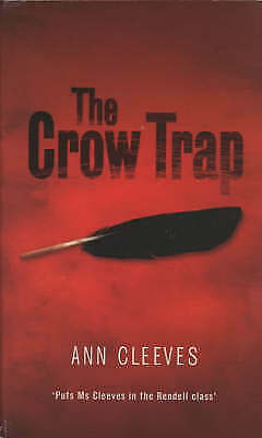 £8.99 • Buy Crow Trap (Vera Stanhope) By Cleeves, Ann Paperback Book The Cheap Fast Free
