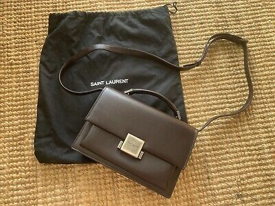 AU999 • Buy YSL Saint Laurent Bellechasse Leather Shoulder Bag. Authentic