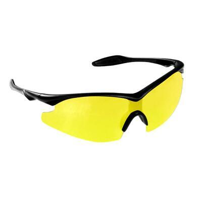 AU28.02 • Buy Bell + Howell Sports Sunglasses Tac Glasses Night Vision Yellow Lens Outdoor New