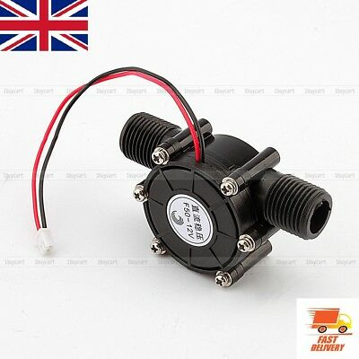 10W 12V Micro-hydro Water Turbine Generator Water Hydroelectric DIY LED Power • 12.99£