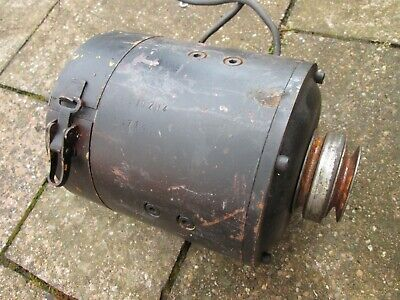 Dc Electric Motor, Used. • 200£