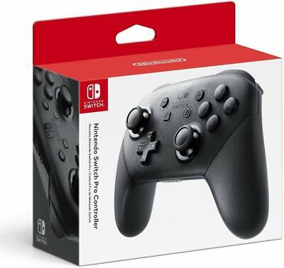 $79.99 • Buy NEW Nintendo Switch Pro Controller  Official | Wireless | Black