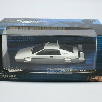 $ CDN61.36 • Buy Minichamps Lotus Esprit Submarine James Bond 'the Spy Who Loved Me' 400135270