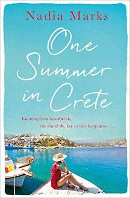 One Summer In Crete New Paperback Book • 8.07£