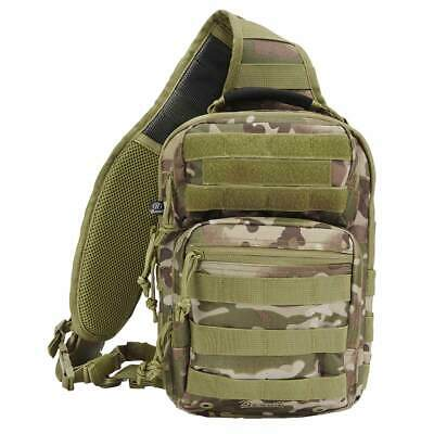 £27.90 • Buy Brandit US Cooper Every Day Carry Sling Backpack Rucksack Daysack Tactical Camo