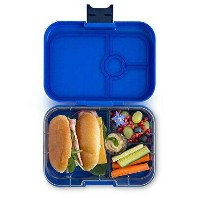 AU74.01 • Buy YUMBOX Panino Neptune Blue Leakproof Bento Lunch Box Container For Kids  Adul