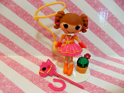 $5.59 • Buy New Lalaloopsy Mini Doll  Prairie Dusty Trails  Nob *complete* See More Listings
