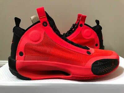 $199.99 • Buy Air Jordan XXXIV 34 Infrared 23 Black Size 8-14 LIMITED 100% Authentic