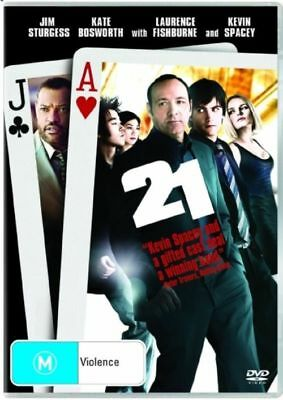 AU3.90 • Buy 21 (Kevin Spacey) DVD - Very Good Condition
