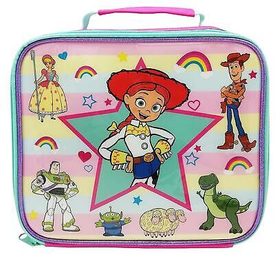 Disney Toy Story Frozen Princess Lion King Girls Lunch Box Container Various • 10.99£