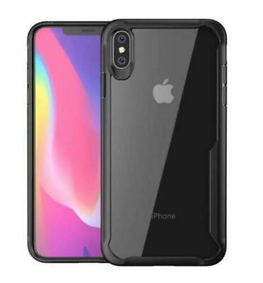 Premium Case IPhone 8 7 6 6S Plus XR XS 11 MAX ShockProof Bumper Cover Silicone  • 2.99£