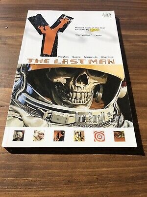 AU14.95 • Buy NEW Y : The Last Man : One Small Step By Brian K. Vaughan Paperback Vol3
