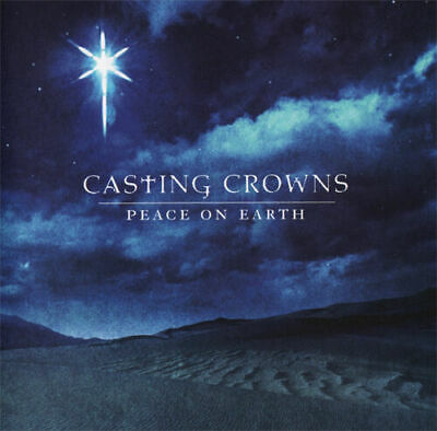 $6.95 • Buy Casting Crowns • Peace On Earth CD!