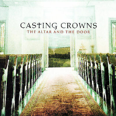 $5.85 • Buy Casting Crowns: The Altar And The Door CD!