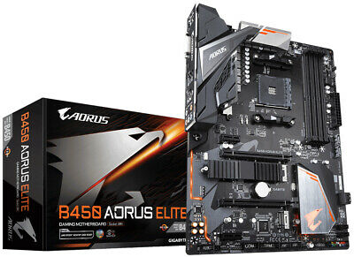 AU199 • Buy Gigabyte B450 Aorus Elite AM4 ATX Motherboard