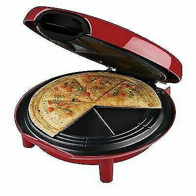 $23.90 • Buy George Foreman Electric Quesadilla Maker Red GFQ001