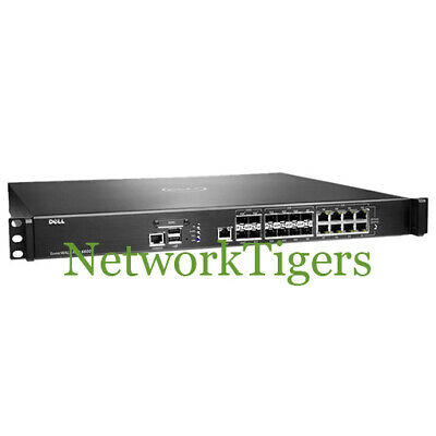 $1199.99 • Buy SonicWALL NSA 6600 01-SSC-3820 UTM VPN Security Firewall